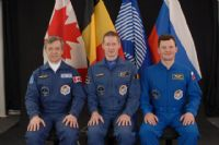 International Space Station Expedition 20 Official Crew Photograph #4